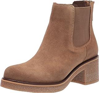 Blondo Women's Lima Chelsea Boot, Mushroom, 6.5