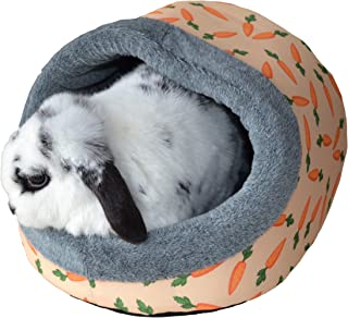 Rosewood Snuggles - Cama de Capucha con Capucha de Zanahoria