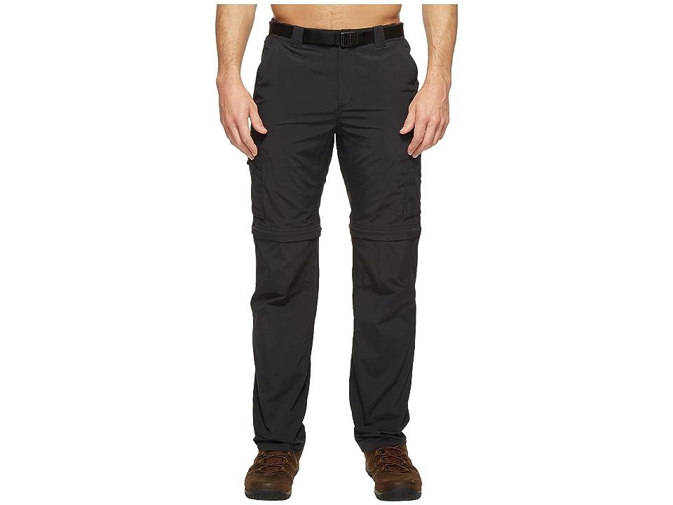 Columbia Silver Ridgetm Convertible Pant (Black) Men's Clothing