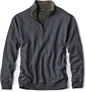 Sponsored Ad - Orvis Ultra-Ragg Zipneck Sweatshirt