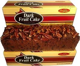 Jane Parker Dark Fruit Cake 32 Ounce Loaf