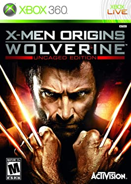 X-Men Origins: Wolverine - Uncaged Edition - Xbox 360 (Renewed)