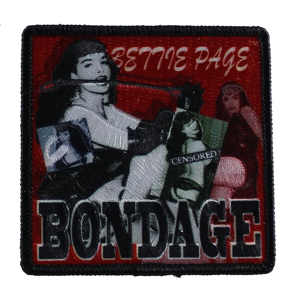 Application Bettie Page Bondage Patch