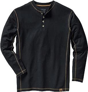 Maverick Slub Henley Shirt