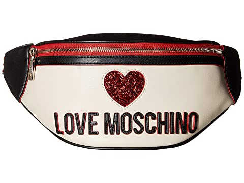 LOVE Moschino Heart Design Fanny Pack