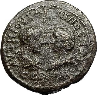 1000 IT PHILIP I the Arab & Otacilia Severa Mesembria Thr coin Good