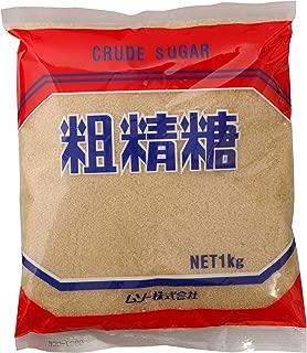 ムソー 粗精糖 1kg
