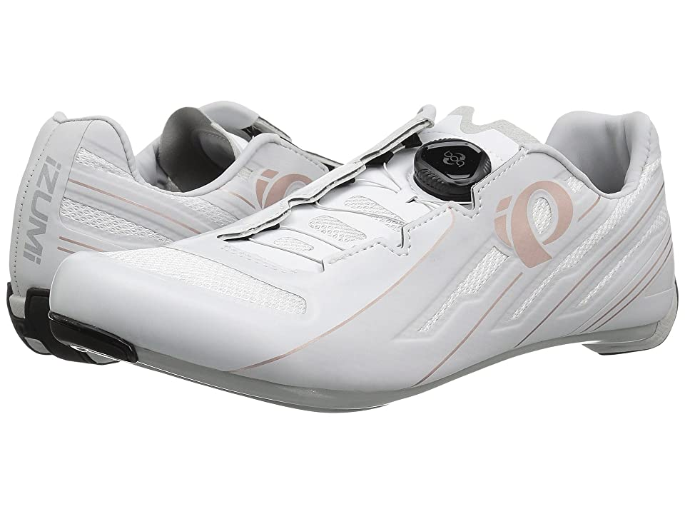 Pearl Izumi Race Road V5 (White/Grey) Women
