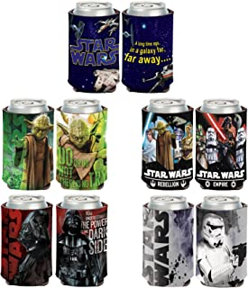 WinCraft Star Wars Can Cooler 12 oz, Multi