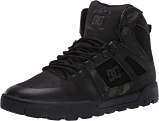 DC Men's Pure High-top Wr Boot Fashion