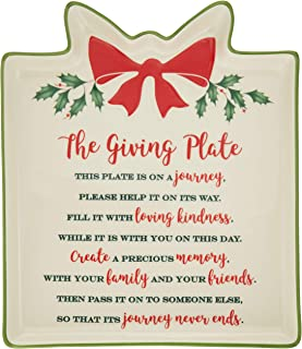Best christmas serving plates Reviews