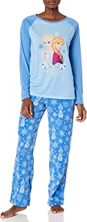 Women's Frozen Holiday Family Sleepwear Collection