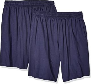 Soffe MJ Men's Classic Cotton Pocket Short, 2 Pack