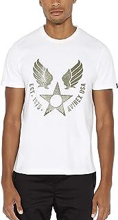 Avirex Men's Graphic T-Shirt