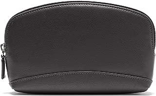 Leatherology Black Onyx Small Cosmetic Bag
