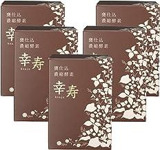 ケフラン 甕仕込濃縮酵素 幸寿 5箱 (約1カ月分100g*5) (酵素/生酵素/ペースト/日本ケフィア)