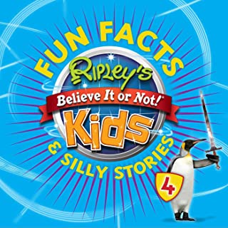 Ripley's Fun Facts & Silly Stories 4, Volume 4