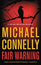 Cover image of Fair Warning by Michael Connelly