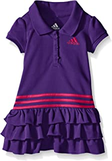 adidas Girls' Active Polo Dress