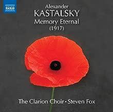 Digital Booklet: Kastalsky: Memory Eternal