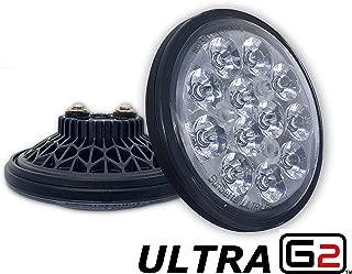 LED Landing Light for Aircraft | PAR36 Size | Aero-Lites SunSetter Ultra GEN2 | 3,000LM | 9-32VDC