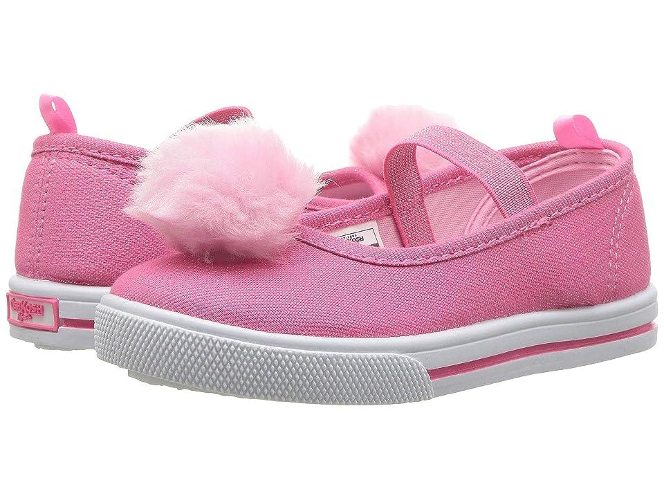OshKosh Poppy 3 (Toddler/Little Kid) (Pink) Girl