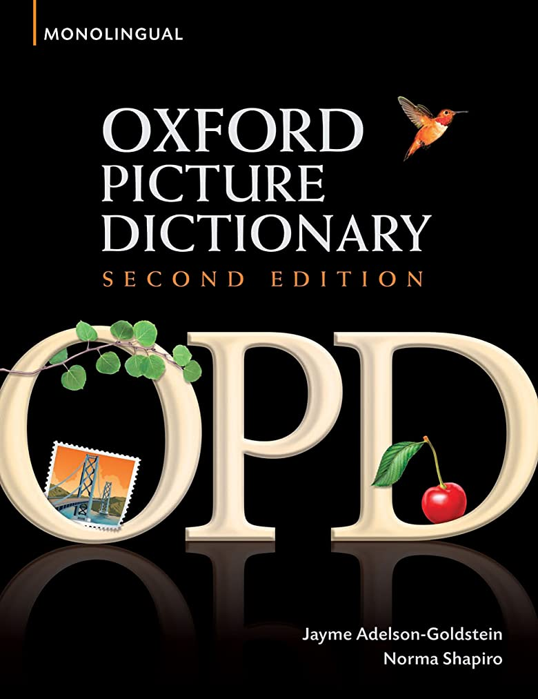 口ベッド送料Oxford Picture Dictionary Monolingual (American English) dictionary for teenage and adult students (Oxford Picture Dictionary Second Edition) (English Edition)