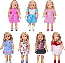 Best 18 doll dress Reviews
