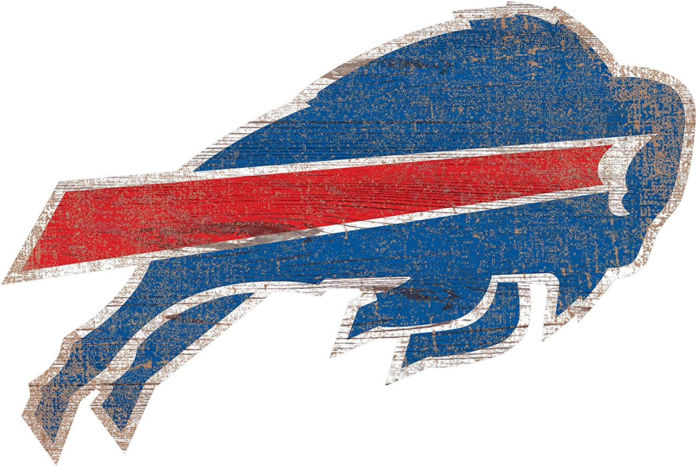 Fan Creations New sales NFL Buffalo Bills Team Unisex Logo 8 Max 73% OFF