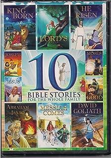 10-Bible Stories