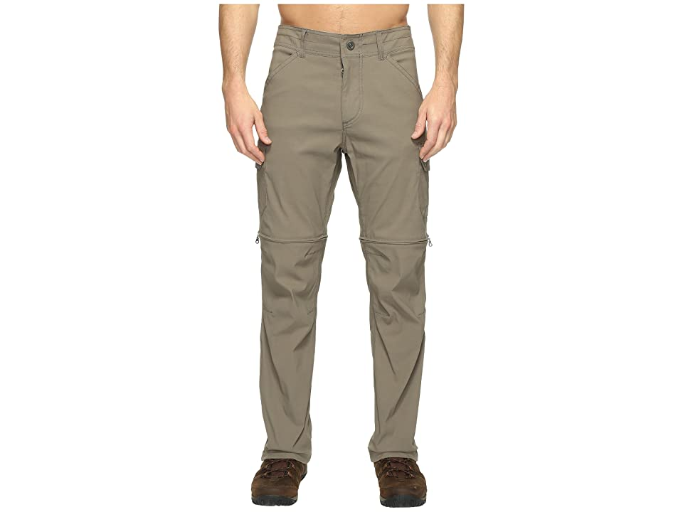 KUHL Renegade Kargo Convertible Pants (Khaki) Men