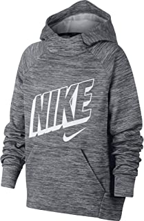 Nike Boy's Therma Graphic Training Pullover Hoodie