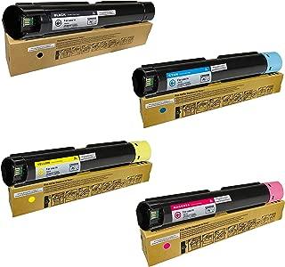 Toner Tap for Xerox Versalink C7000, C7000/DN, C7000/N Color Printer (4 Pack Bundle) - High Yield Compatible Toner Cartridge Set (OEM Part# 106R03757, 106R03758, 106R03759, 106R03760)