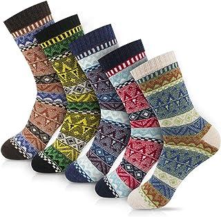 Women Winter Socks Women Socks Warm Thick Soft Wool Socks...