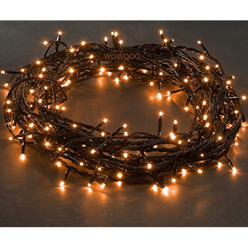 Micro Christmas Lights.Orange Christmas Lights Amazon Co Uk