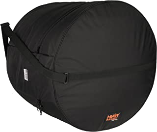 Protec Bass Drum, Black, Kick 18 x 22 (hgt x dia) (HR1822)
