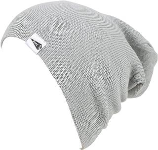 46074a99fb66e KooL Hop Kids Boys Girls Baby 100% Pure Cotton Knit Basic Long Beanie Hat  Cap