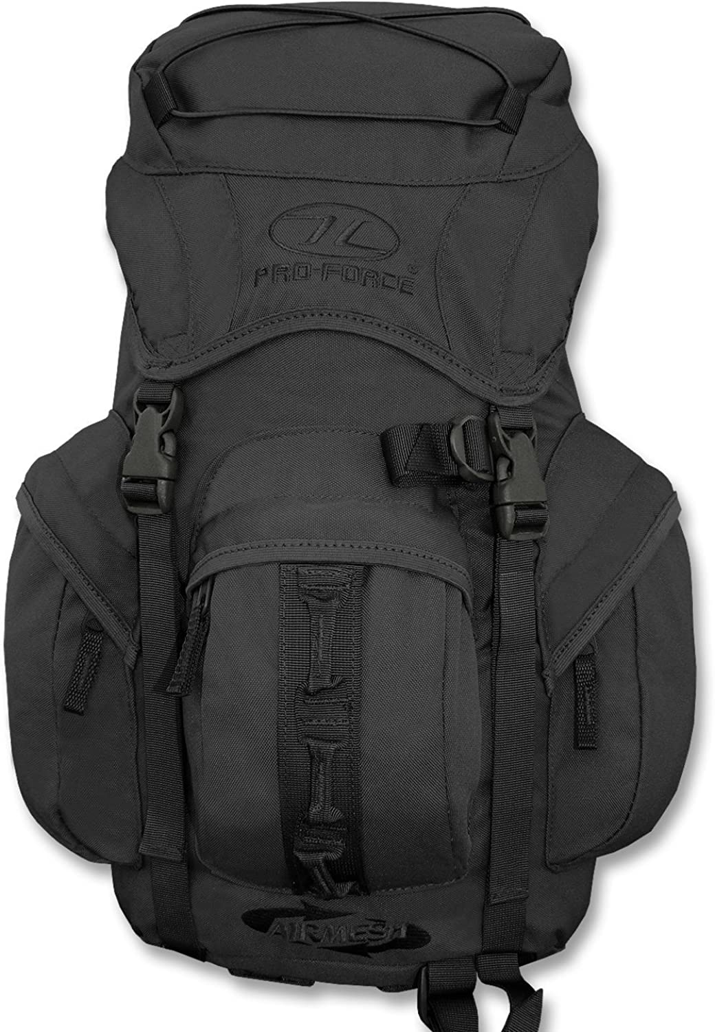 Pro-Force New Forces Rucksack 25L Schwarz