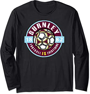 Football Is Everything - Burnley Vintage  Long Sleeve T-Shirt