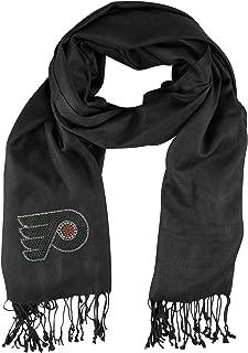 NHL Crystal Pashmina Fan Scarf