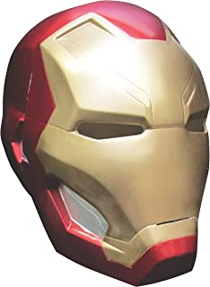 Rubie's Costume Co. Men's Captain America: Civil War Iron Man 2-Piece Mask