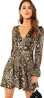 4d449a4db48e Amazon.es: vestido sexy - Multicolor
