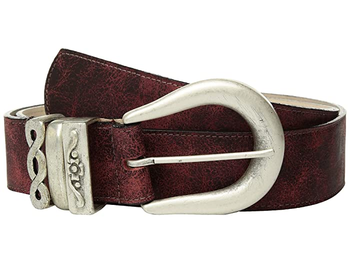 Leatherock Nikki Belt (Red) Women