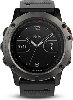 GARMIN(ガーミン) マルチ スポーツウォッチ fenix5x フェニックス5x Sapphire サファイア GPS 腕時計 【日本正規品】 010-01733-13