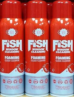 Best fish window cleaning foam Reviews