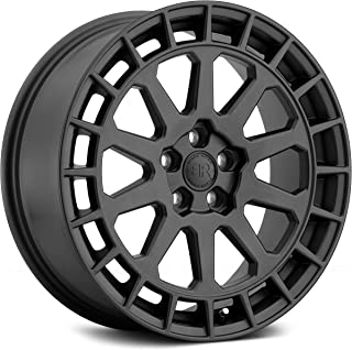 BLACK RHINO Boxer Rim 15X7 5x100 Offset 15 Gun Black (Quantity of 1)