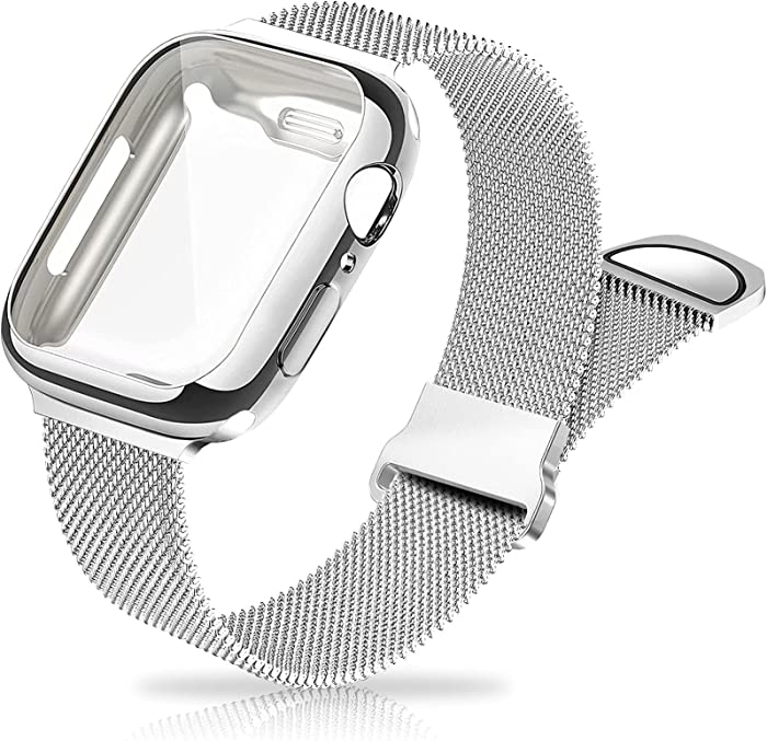 Updated 2021 – Top 10 Apple Watch Milanese Band Cover