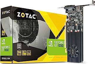 Zotac ZT-P10300A-10L GeForce GT 1030 2GB GDDR5 - Tarjeta gráfica (GeForce GT 1030, 2 GB, GDDR5, 64 bit, 6000 MHz, PCI Express 3.0)