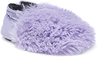 MUK LUKS Kids Baby Soft Shoes-Lavender Mary Jane Flat