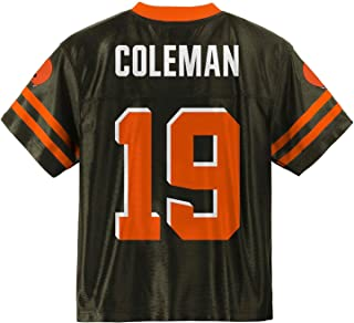 189e222c2 Corey Coleman Cleveland Browns Brown Home Player Jersey Infants